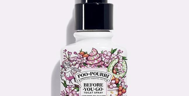 Cherry Blossom Clementine Poo-Pourri