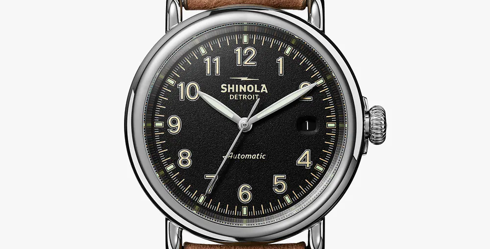 Shinola Runwell 47
