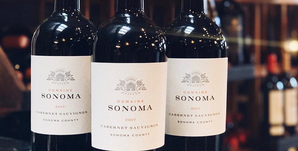 Domaine Sonoma Cab
