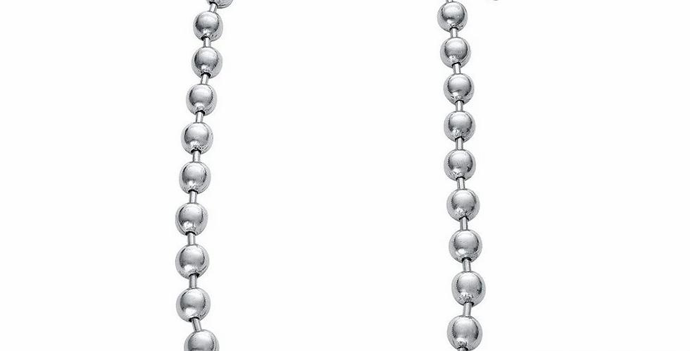 Snowflake Necklace Copito