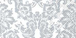 Guest Towel Palais Silver