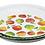 Thumbnail: Enamel Apple Pie Tin Tray (2 pc. set)