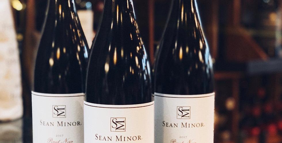 Sean Minor Pinot Noir Signature