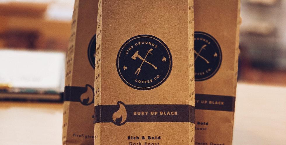 Bury Up Black Coffee (Dark Roast)