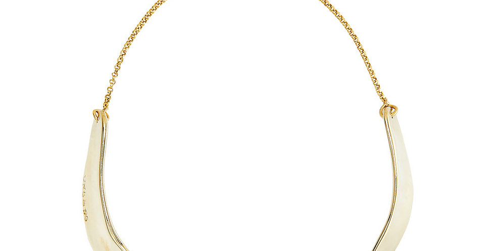 Maratua Island Necklace Gold