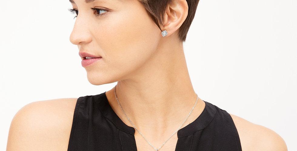 Alcazar Petite Mini Post Earrings