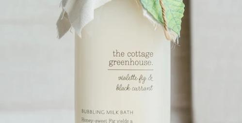 Violette Fig & Black Currant Milk Bath