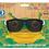 Thumbnail: Stealth Kids Black Camo Square Sunglasses