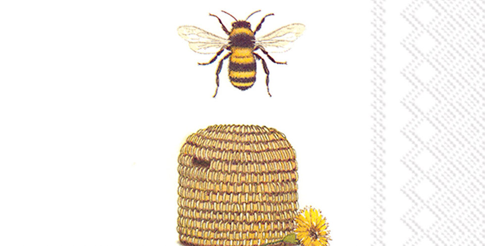 Lunch Napkin Save the Bees