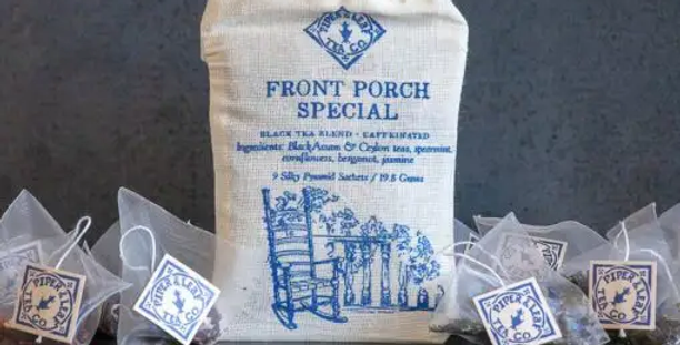 Front Porch Special 9ct Tea Bags in Muslin
