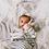 Thumbnail: Little Star Baby Quilt