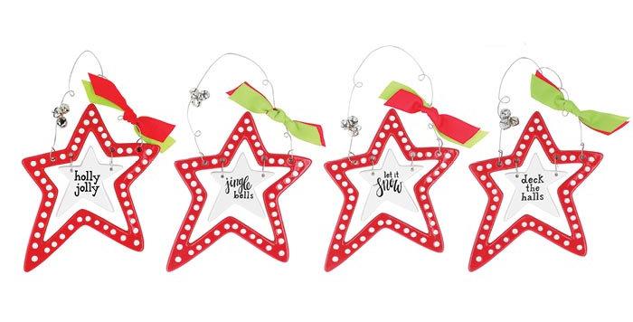 Layered Star Ornament