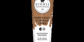 1oz Creamy Coconut & Oats Goat Milk Hand Cream