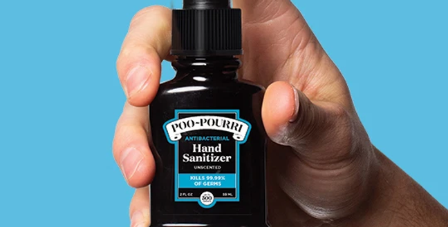 Poo-Pourri Hand Sanitizer Unscented
