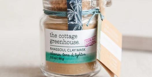 Rhassoul Dry Clay Mask