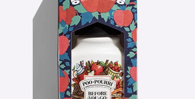 Poo-pourri Apple Cider