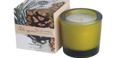 2.5oz White Spruce Soy Candle