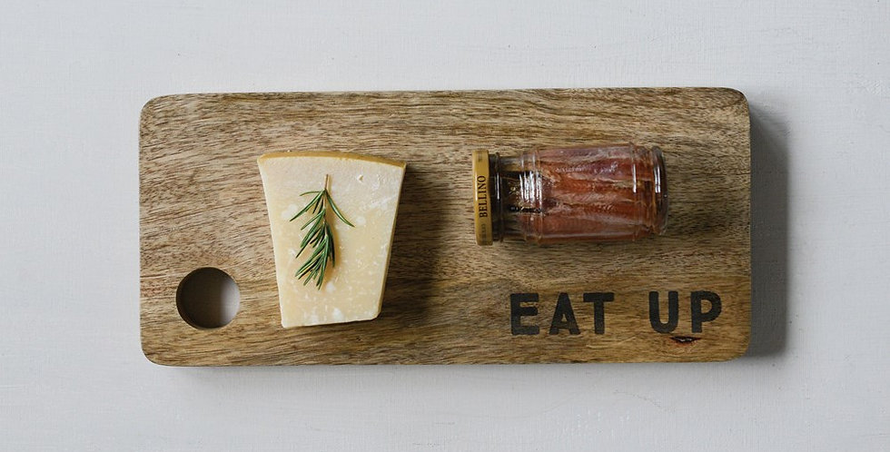 Eat Up Small Cutting Board