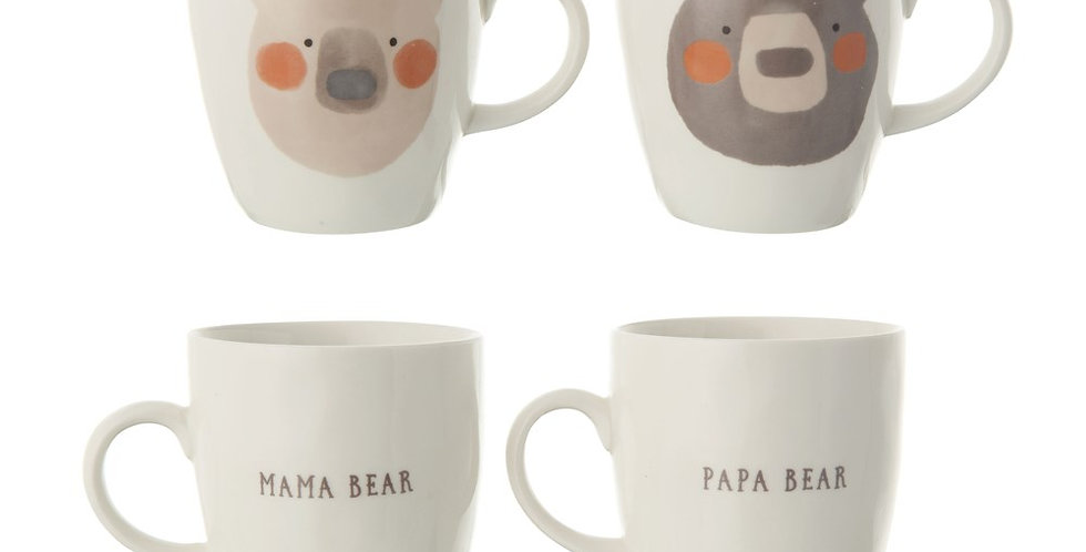 Mama/Papa Bear Mug