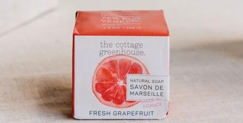 Grapefruit French Soap