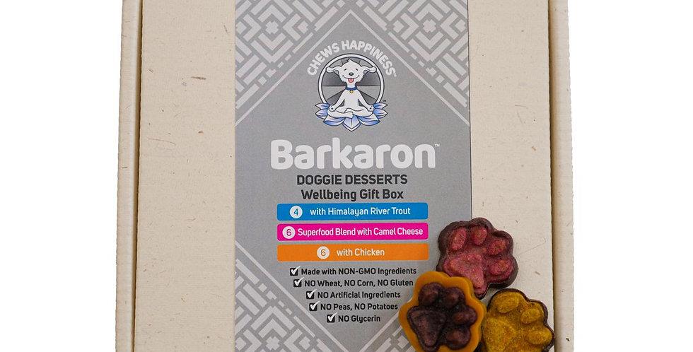 Barkaron Dooggie Desserts: Wellness Gift Box