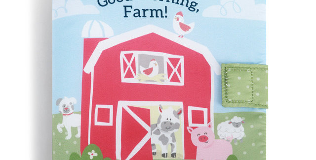 Good Morning Farm: Barnyard Buddies Soft Book