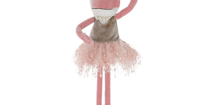 "Ballerina Frog 16"" Decor"