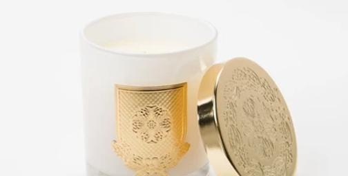 10oz Della Robbia Lidded Lux Candle