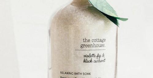 Violette Fig & Black Currant Bath Soak