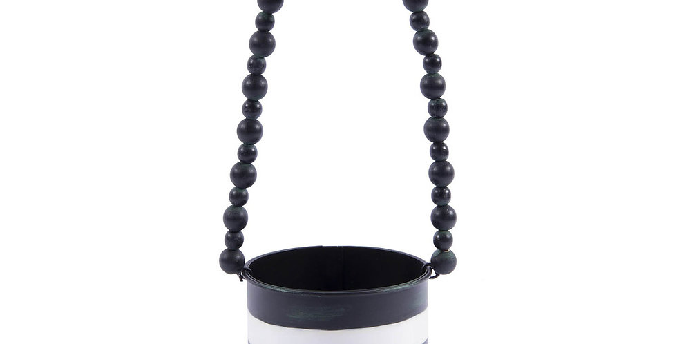 Black & White Interchangeable Magnet Basket