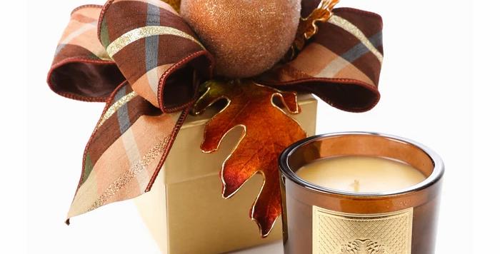 Chai Tea Fall Gift Box Candle