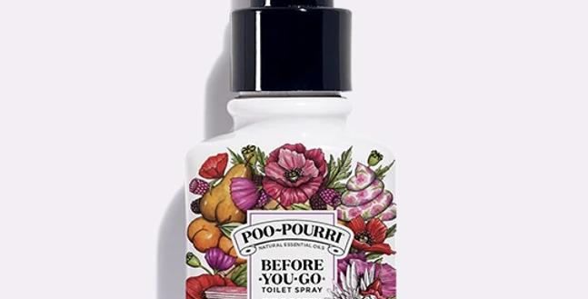 Wild Poppy Berry Poo-Pourri