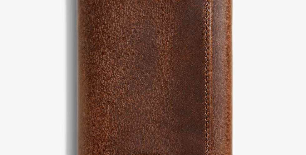 Trifold Wallet Navigator Leather