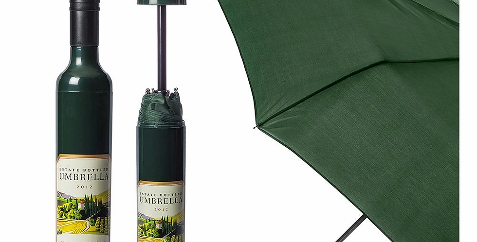 Estate Wine Bottle Umbrella