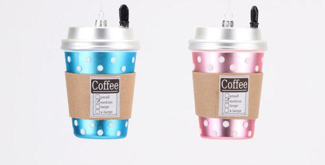 To-Go Coffee Ornament