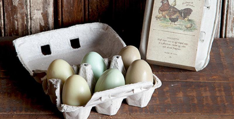 Egg Soap