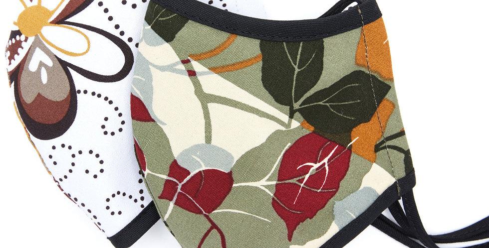 Dottie Floral Face Mask (2 pack)