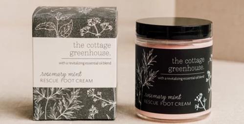Rosemary Mint Foot Cream