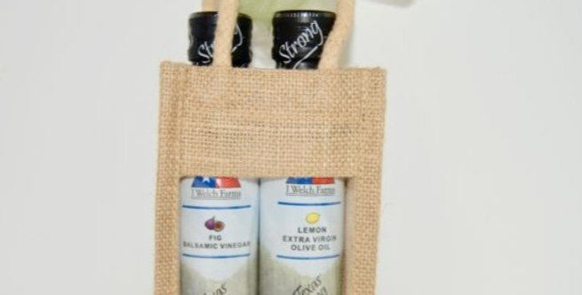 Olive Oil and Balsamic Gift Set