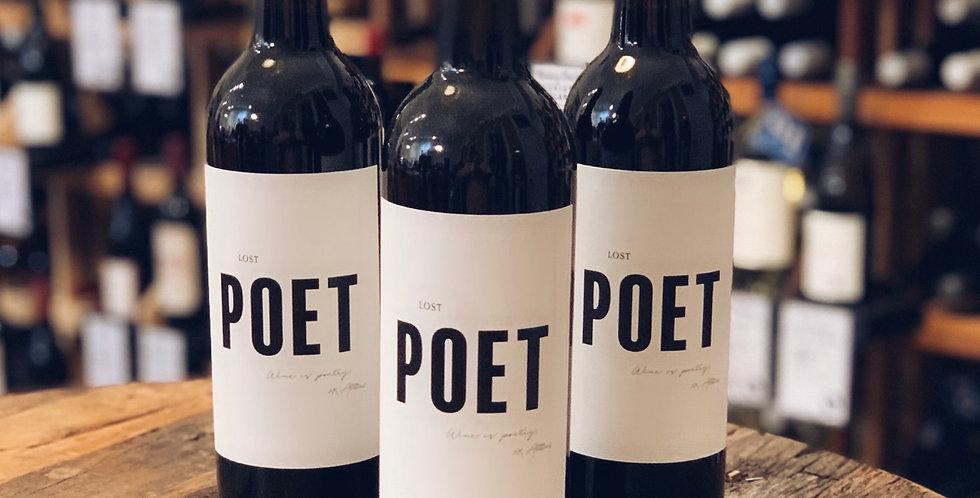 Lost Poet Red Blend