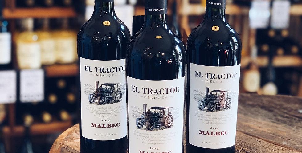 El Tractor Malbec