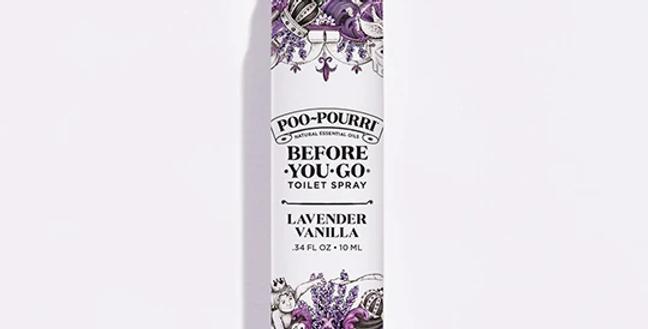 Lavender Vanilla Poo-pourri .34 oz