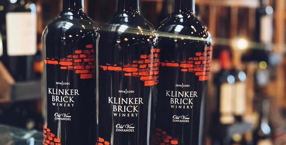 Klinker Bricks Old Vine Zinfand