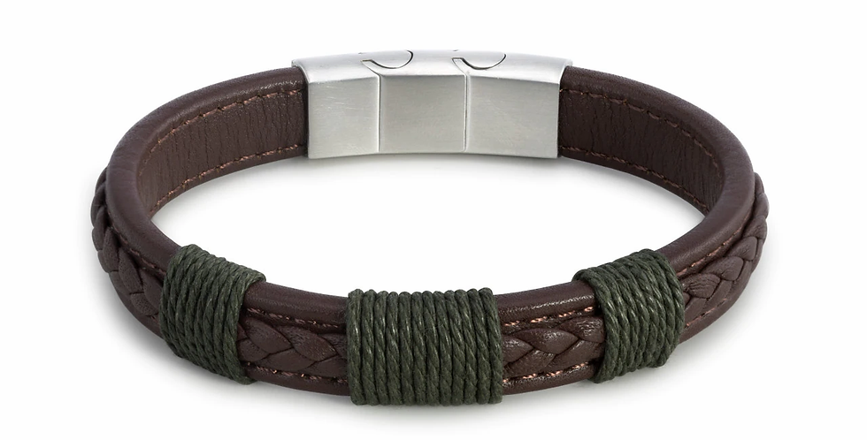 Brown Men's Giving Bracelet