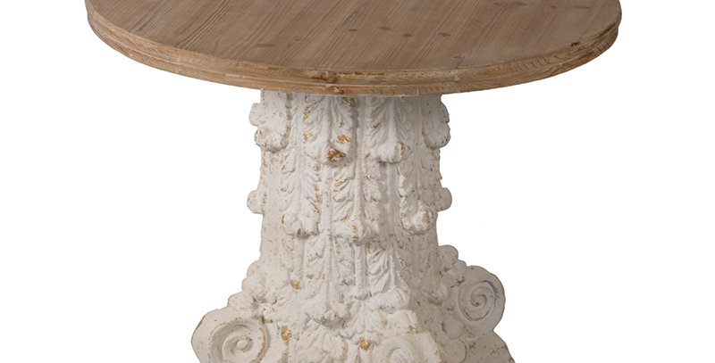 Roman Pedestal Table