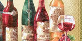 Cocktail Napkin Grand Cru Wine Cellar