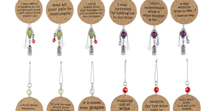 Quirky Cork Ornaments