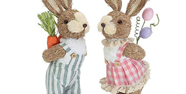 Bunny Love Couple (Set of 2)