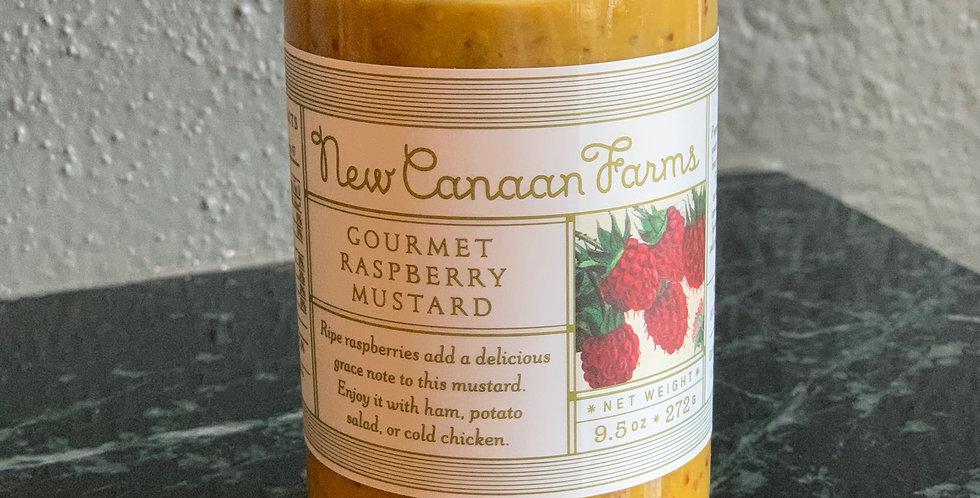 Gourmet Raspberry Mustard