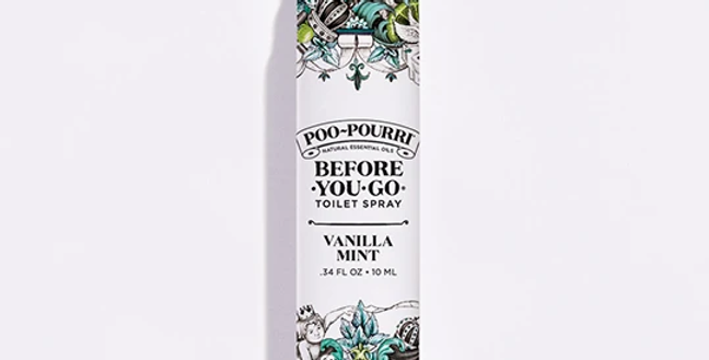 Vanilla Mint Poo-pourri .34 oz